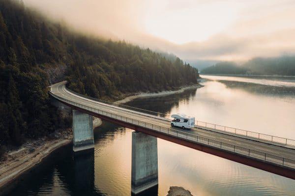 Suomen matkailuautoilu kovassa nosteessa